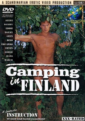 Bareback Camping In Finland — Steve, Marco, Eduardo