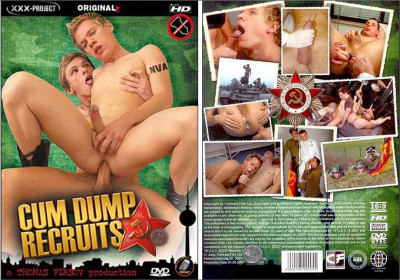 XXX Project - Cum Dump Recruits