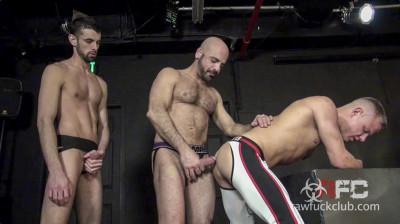 Rough Gang Bang , naked amateur gay!