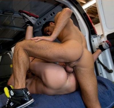 Van for anal pleasures!