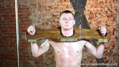 New Punishment for Dacha's Prisoner real tough gay tube.