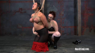 Baited Breath ,Part 1 – Dana Vixen , Claire Adams