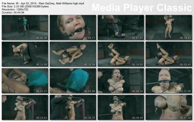 Rain DeGrey, Matt Williams – Overload – HD 720p