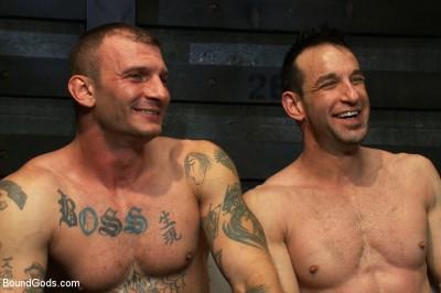 Kink: Bound Gods - Ricky Sinz, Jason Miller - The Beast of Burden