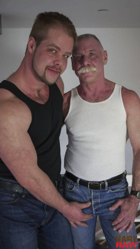Hairy and Raw 2015 - Bryan Knight and Scott Reynolds