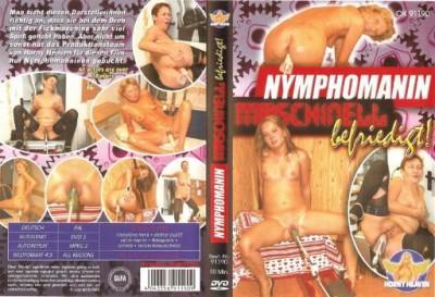 Nymphomanin maschinell befriedigt!