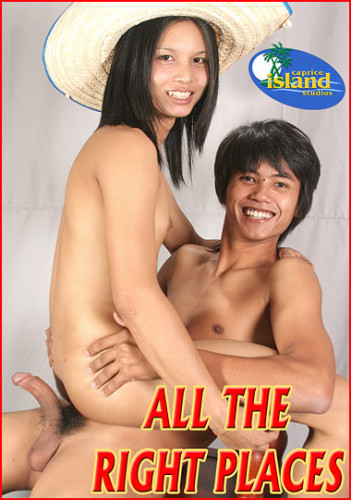 Island Caprice Asian Gays - All the Right Places