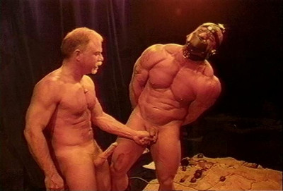 Shotgun Video - bodybuilder bondage & domination