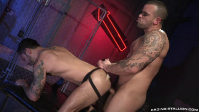 Damien Crosse & Nick Cross (Aug 1, 2014)