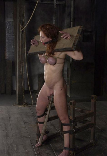 BDSM with a super strong woman