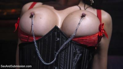 Big Tit Beauty Jasmine Jae Anal Fuck Doll For Big Dick