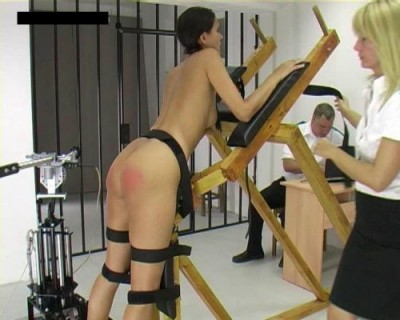 Spanking Machine – Charlie1