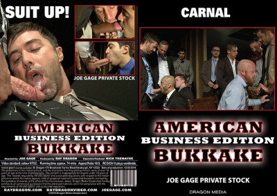 Dragon Media — American Bukkake: Business Edition (2015)