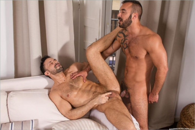Raging Stallion - Men of Madrid - Flex Xtremmo & Xavi Duran