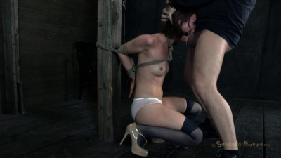 SB - Girl next door endures Category 5 face fucking - Hazel Hypnotic - Feb 11, 2013