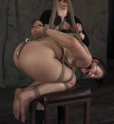 Hardtied-Jewel In Denial Cheyenne Jewel Claire Adams