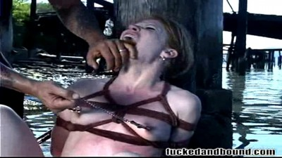 On Blue Lagoon Madison Young Master Liam – BDSM, Humiliation, Torture HD 720p