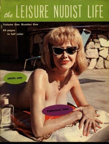 The Leisure Nudist Life V 1 N 1