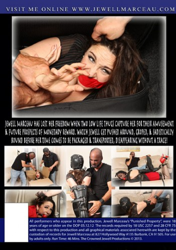 Jewell Marceau Productions-Punished Property