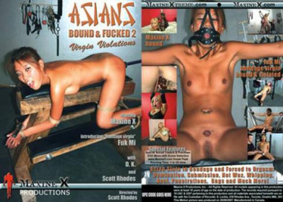 Asians Bound & Fucked #2