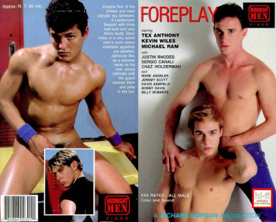 Thresome Bareback Foreplay (1986) – Tex Anthony, Kevin Wiles, Michael Ram