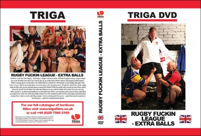 Rugby Fucking League – Extra Balls