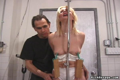 Angelicas Painful Examination