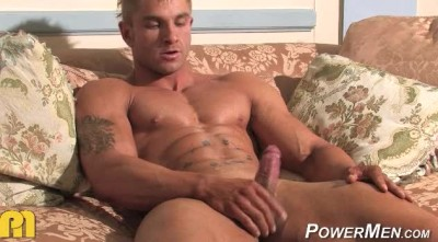 PowerMen - Barry Matthews - A Man When You Need Him