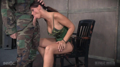 SexuallyBroken – November 07, 2016 – Syren De Mer – Matt Williams – Sergeant Miles