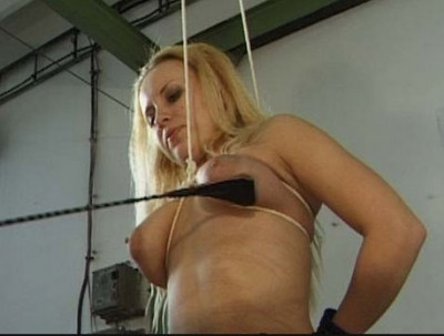 Boobs in Bondage