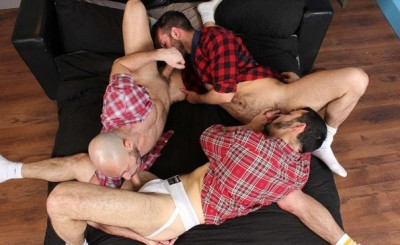 Dolan Wolf, Bruno Fox and Rich Kelly Part 1