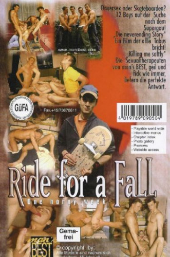 Ride For A Fall: One Horny Week