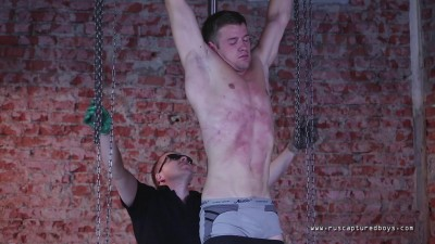 RusCapturedBoys – Captured worker — Part I