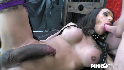 Melissa Pozzi The big cock of the dominatrix (2016)