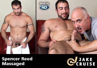 Spencer Reed Massaged