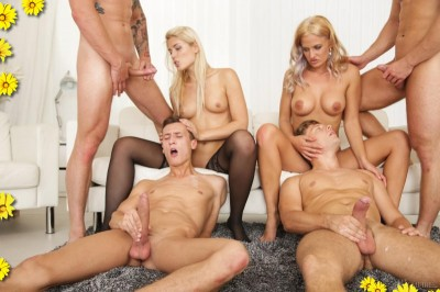 Vinna Reed, Andy West, Jace Reed, Alex Hell, Peter