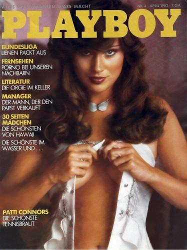 Playboy Gernany 1982