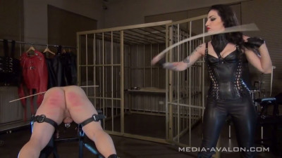 Mrs. Cybill Troy — Whipping