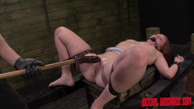 Autumn Kline Loves Bondage, Deepthroat BJ & Rough Sex