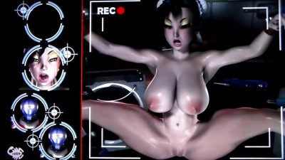 Virgin Fighter Training – Sexy 3D