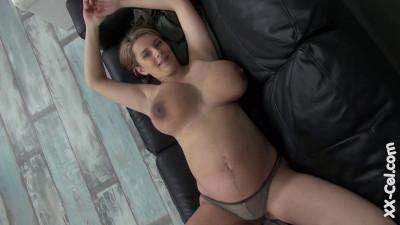 Katrin Kozy aka Katarina Dubrova Pregnant Part One (2015)