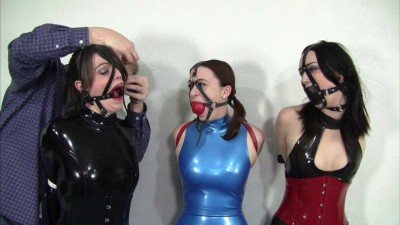Belle Davis Serene Isley Elizabeth Andrews : Day Dreaming at the Office