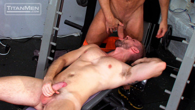 Sweat: Scene 1: Hunter Marx & Troy Daniels
