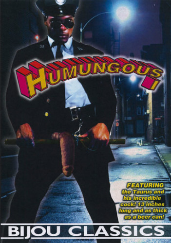 Humungous 13 Inches Long & 8 Inches Around(1986) - Taurus, Tom, Kyle Hazzard