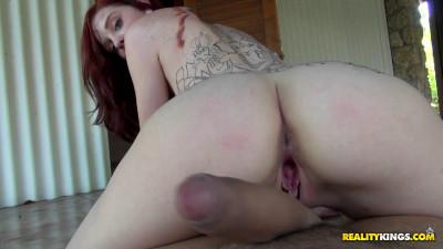 Girl Licked And Sucked His Cock For Quite Some Time