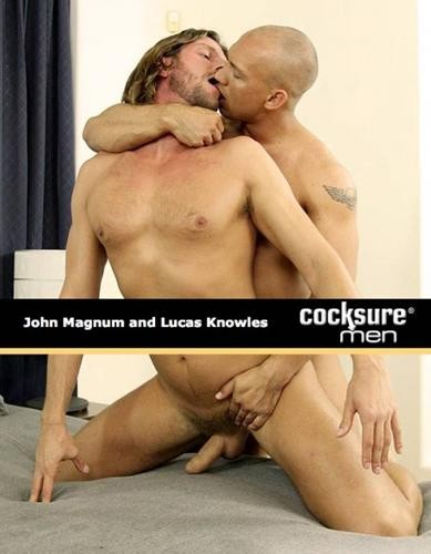 CocksureMen - John Magnum and Lucas Knowles