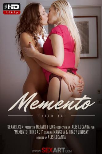 Mango A, Tracy Lindsay - Memento - Third Act FullHD 1080p