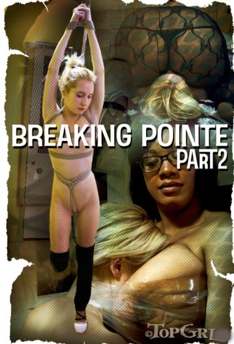 TopGrl - Aug 22, 2014	- Breaking Pointe, Part Two - Odette Delacroix - Elise Graves - Betty Blac