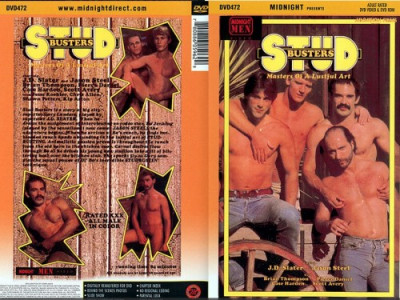 Stud Busters - Masters of A Lustful Art (1985)!