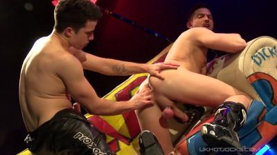 UK Hot Jocks – Hard Rider – Sam Barclay & Brute Club